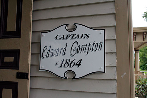 The Edward Compton House